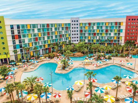 Cabana Bay Beach Resort Universal Studios Orlando Resort