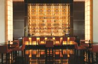 Saltwood Bar en el Loews Atlanta Hotel