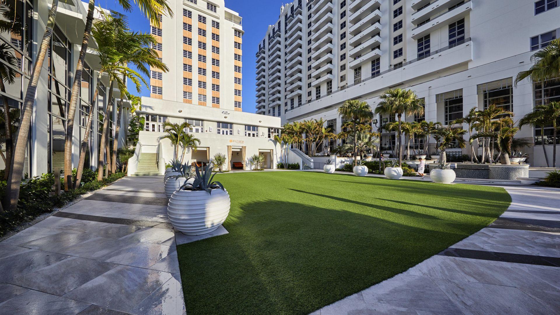 miami beach meeting rooms | loews south beach hotel