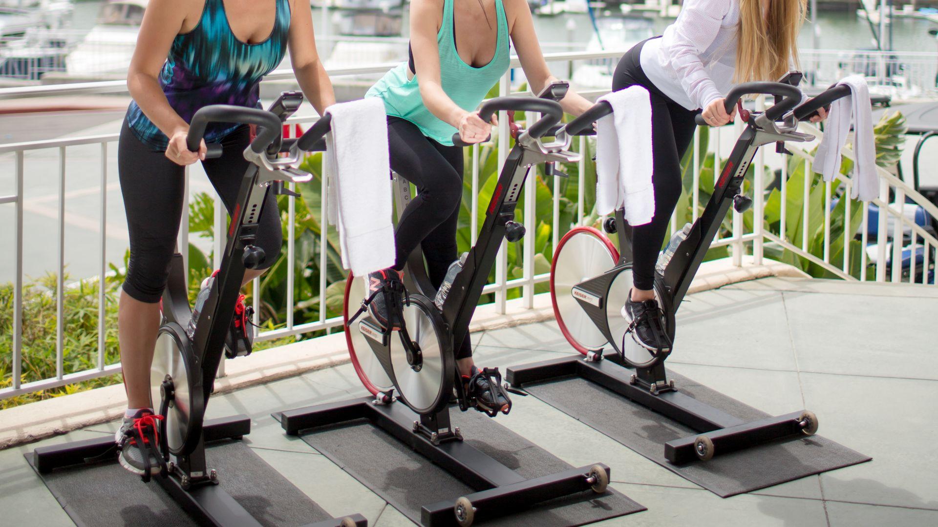 Clase Marina Spin en el Loews Coronado Bay Resort