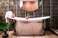 Baño de la suite Signature | Loews Regency New York