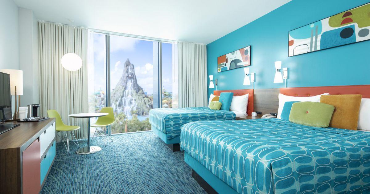 Rooms Cabana Bay Beach Resort