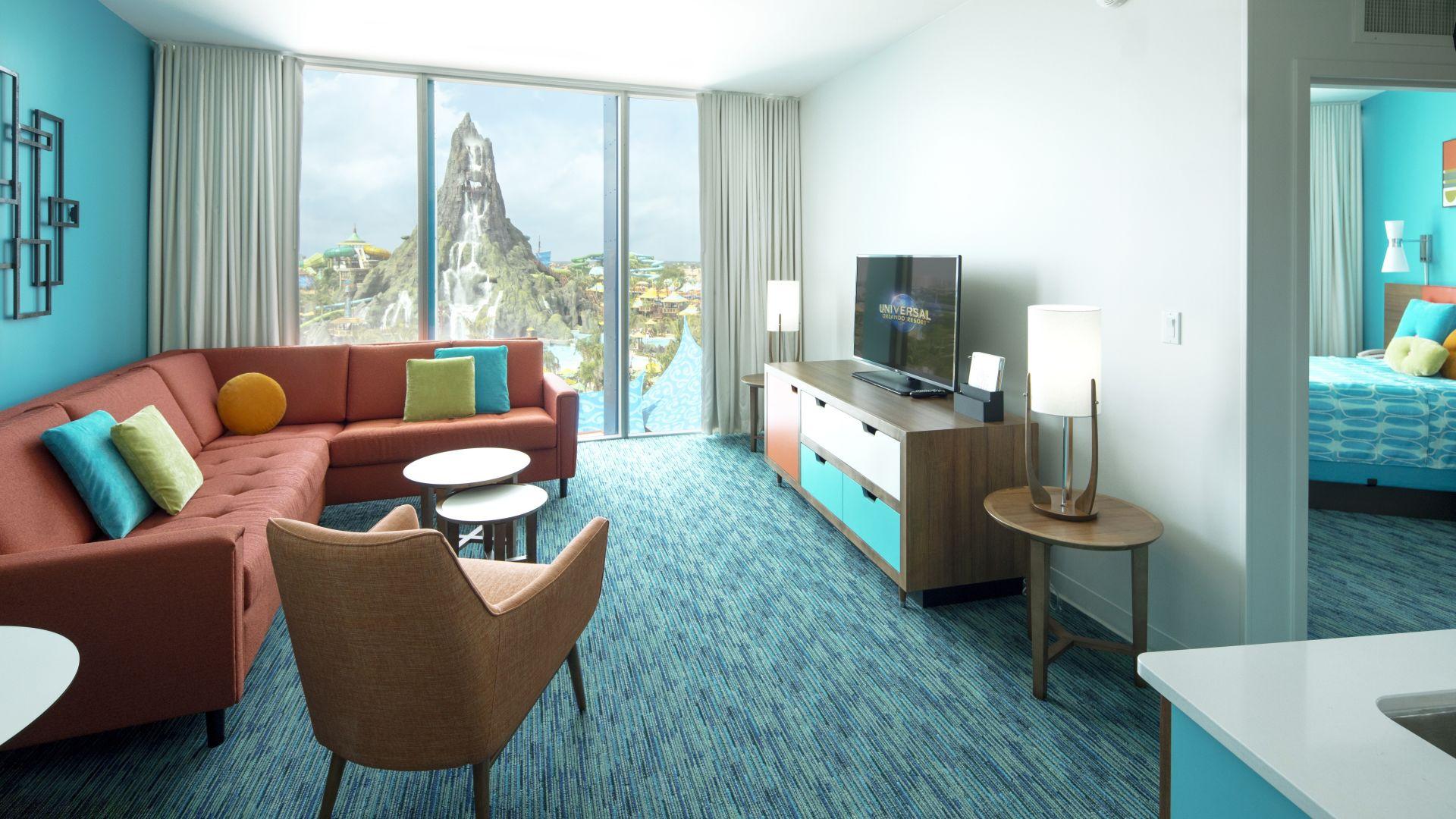 Suites Cabana Bay Beach Resort Hotels Near Universal Orlando
