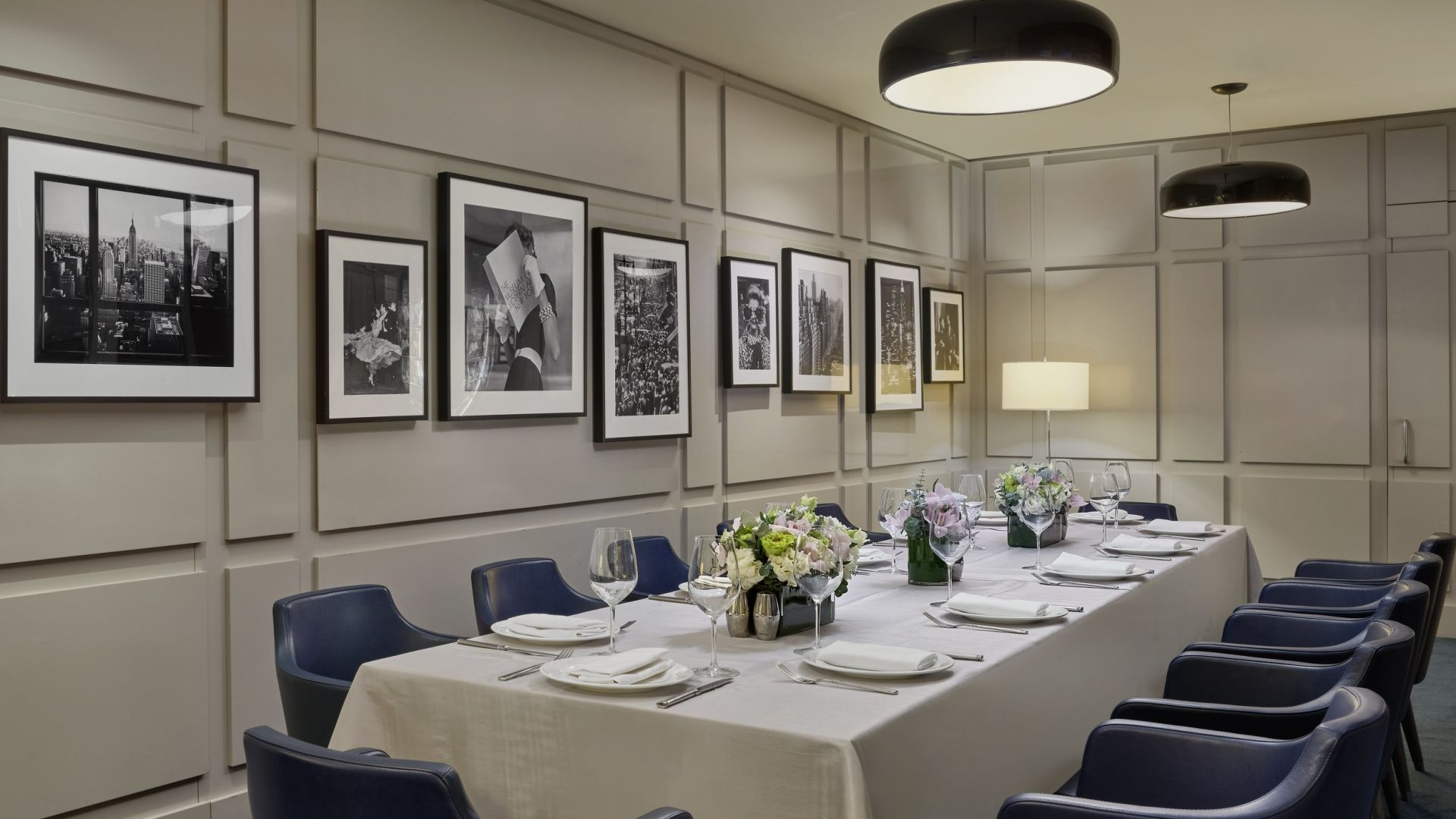 Loews Regency Private Dining Room