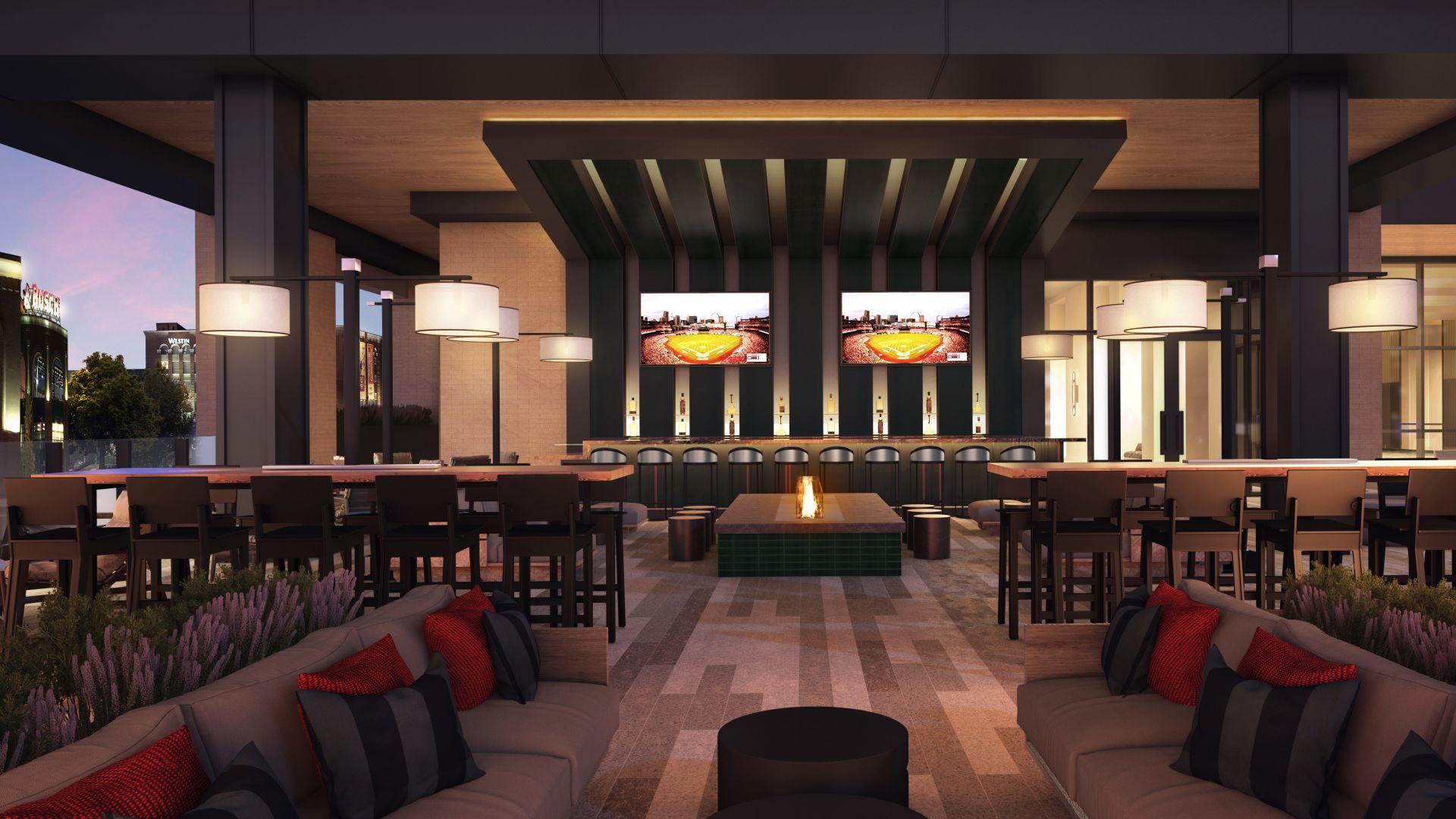 Terrace   Live! By Loews - St. Louis