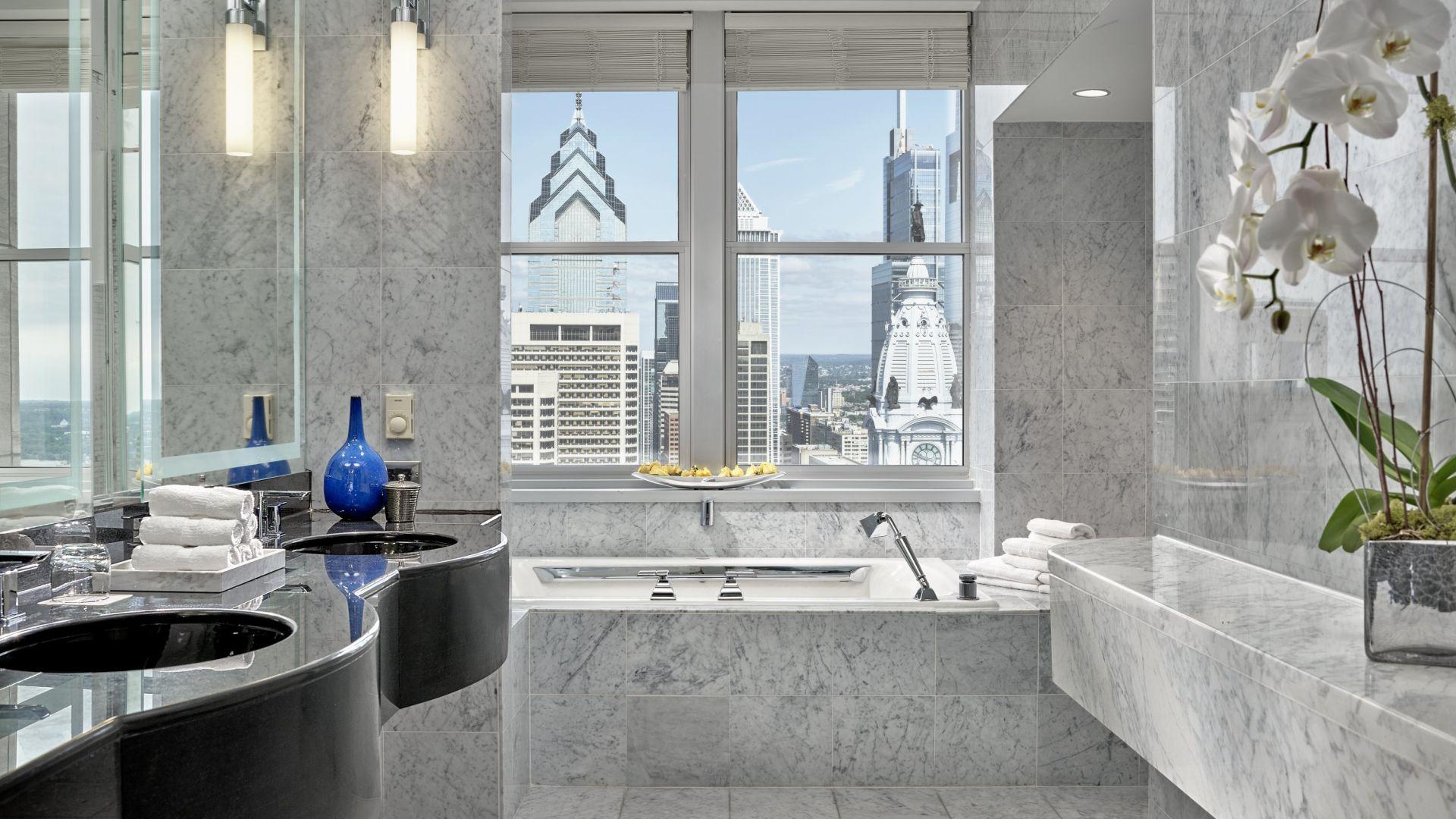 Baño de la Suite presidencial3