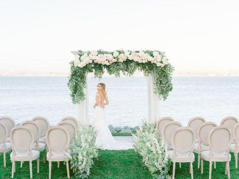 San Diego Wedding Venues Loews Coronado Bay