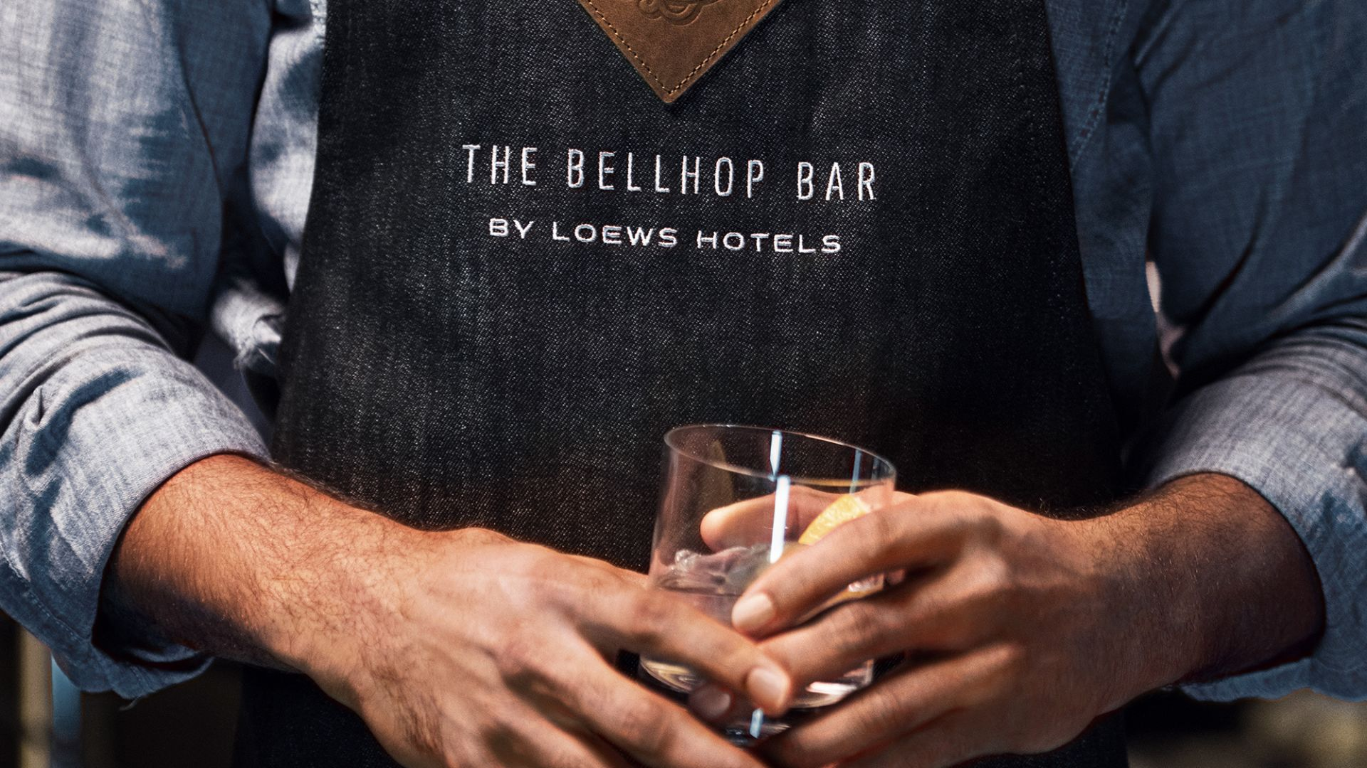 <strong> That's the Spirits | Let us unpack you a cocktail every night at The Bellhop Bar </strong>|A Wonderful|Place to Wander|Cheers to That