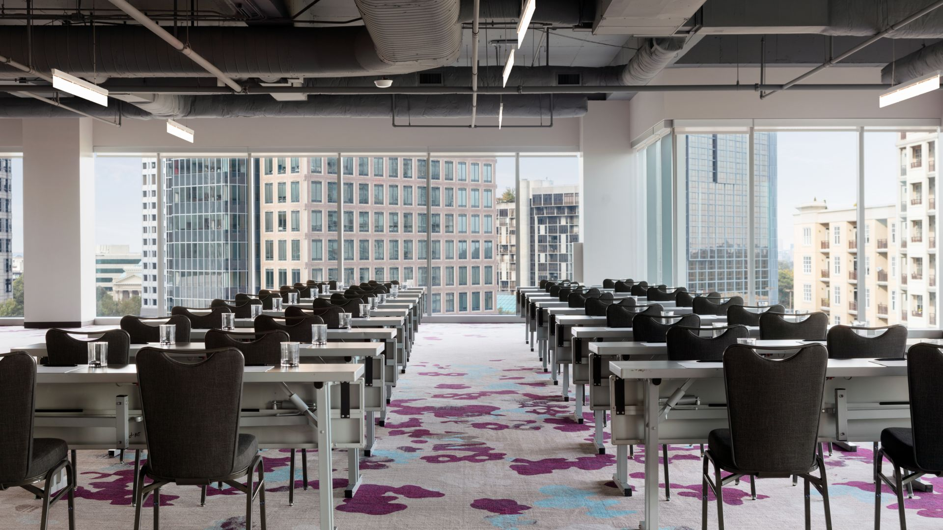 Sala de reuniones Overlook West en el Loews Atlanta Hotel