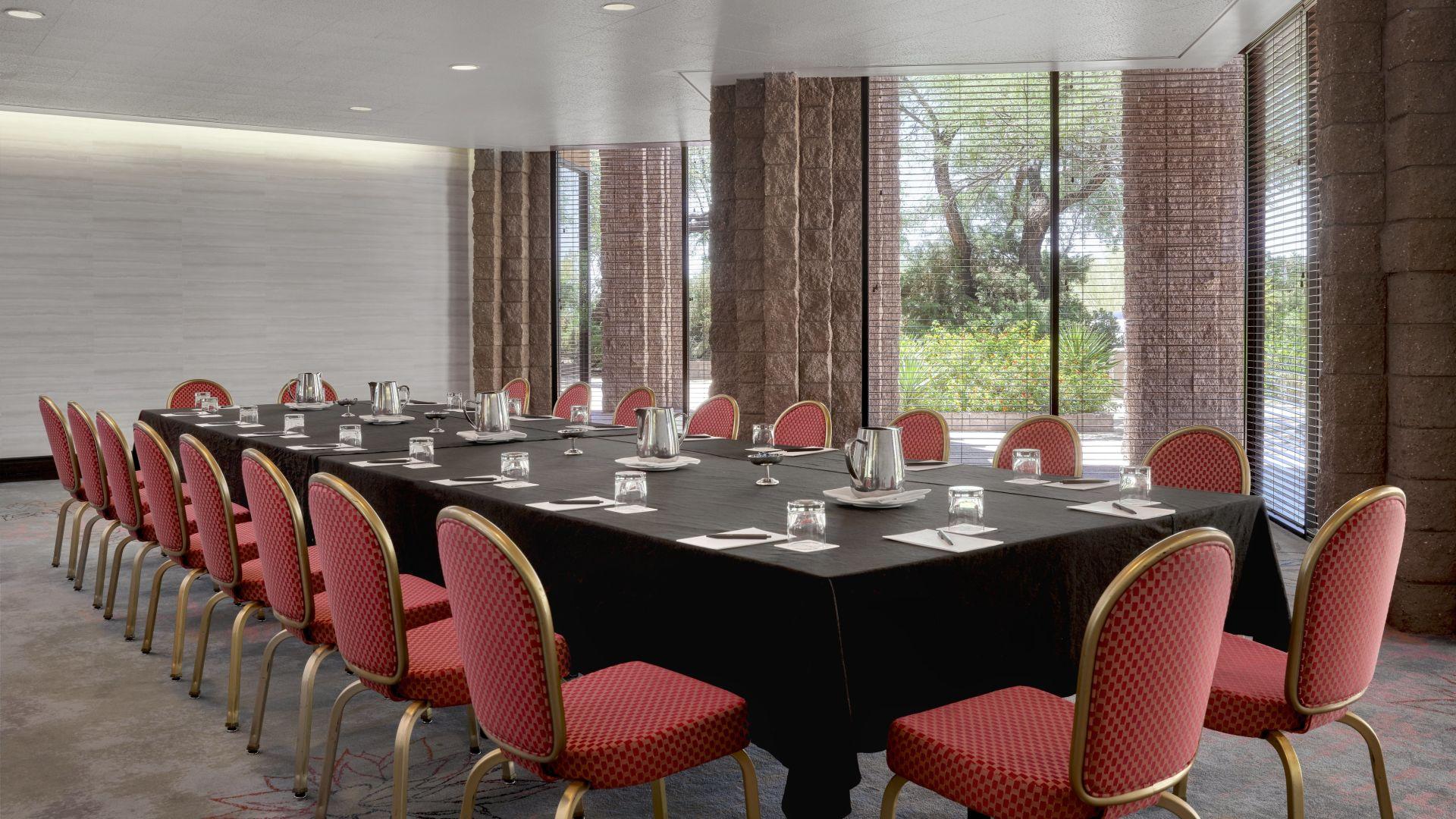 Sala de reuniones ejecutiva