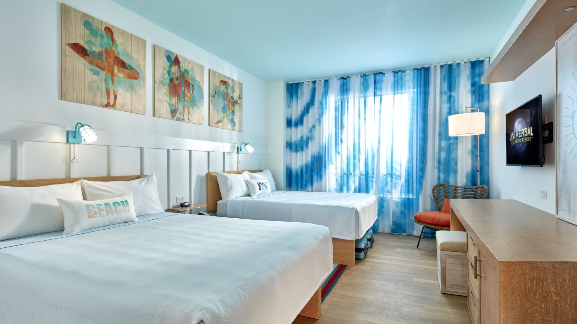 Double Bedded Guestroom | Surfside Inn and Suites
