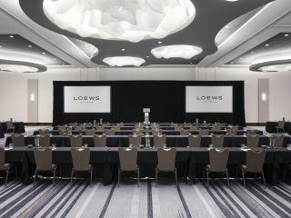 Salón de eventos Avedon Cassat   Loews Chicago O'Hare Hotel