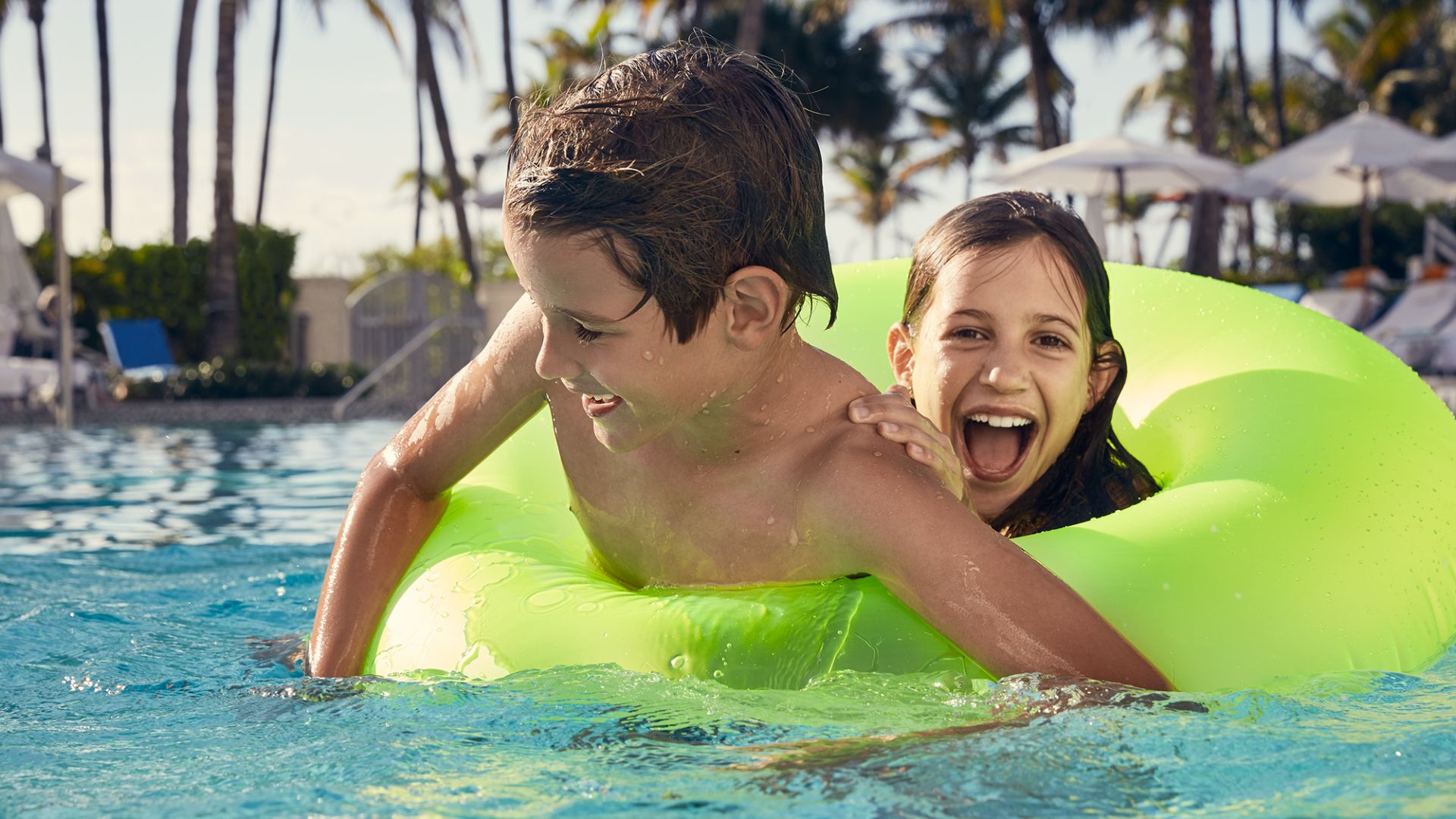 <strong> Fun Runs in the Family | Kids Under 18 Stay Free at Loews Hotels </strong>|A Wonderful|Place to Wander|Find a Destination