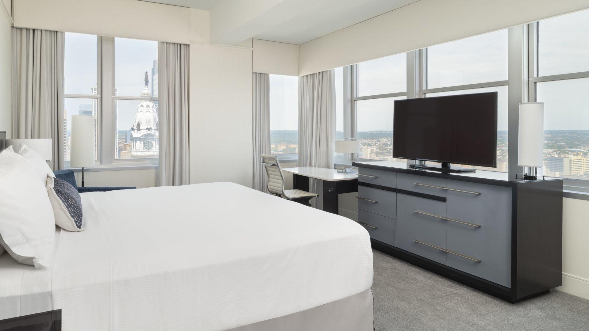 Luxury Hotel Philadelphia Loews Philadelphia Hotel
