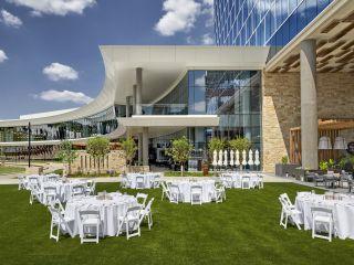 Jardín para eventos Clover Club