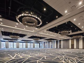 Salón de eventos City Beautiful en Loews Kansas City Hotel
