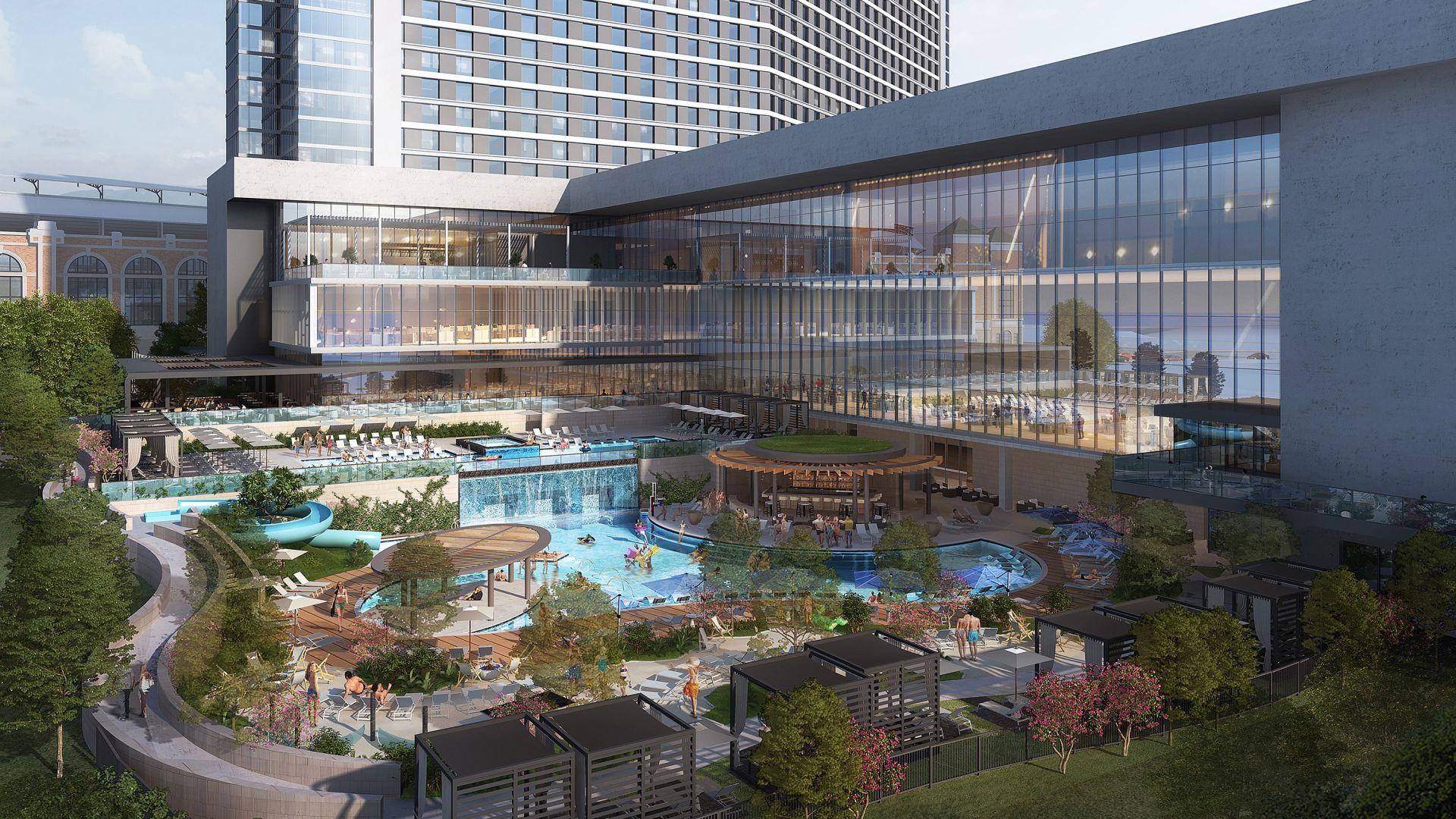   Loews Arlington Hotel   Inauguración 2024